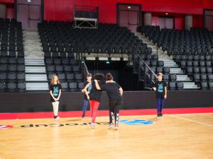 Séance 5 - Let's dance !